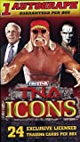 2010 Tristar TNA Icons Factory Sealed Blaster Box+ Autograph !