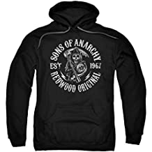 Sons Of Anarchy Redwood Pullover Hoodie