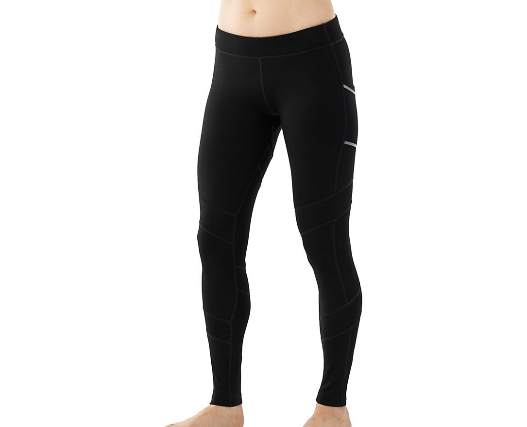 Smartwool Women's PhD Tight (Black) Small by SmartWool