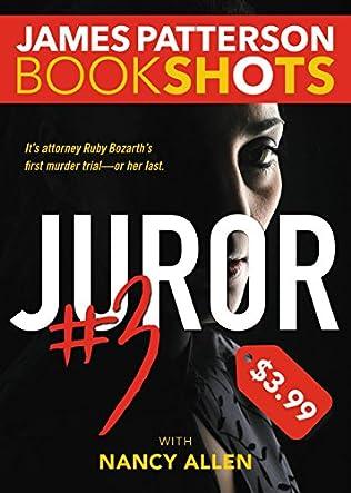 book cover of Juror #3