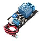 Aexit SRD-12VDC-SL-C No-light Activated Light Sensor Detector Module Board