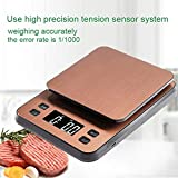 Best cast iron kitchen scale and weight - Kitchen Scales - 3kg 0 1g Lcd Digital Review