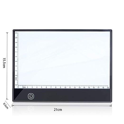 Mesa De Luz Dibujo Tableta De Dibujo Digital A5 Tabletas Gráficas ...