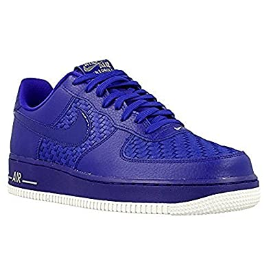 b3a8999f41fc4 Nike Men's AIR Force 1 07 LV8 Basketball Shoes