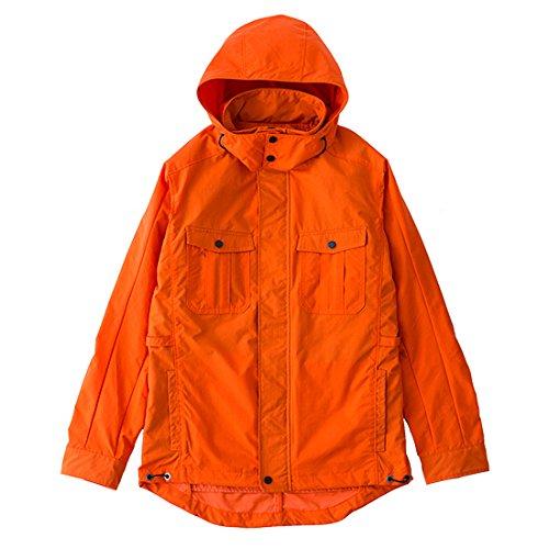 レリック ナイロンマウンテンブルゾン オレンジ 2 B01JYB8R7S
