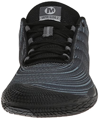 Merrell Men's Vapor Glove 2 Trail Running Shoe, Black/Castle Rock, 7 M US by Merrell (Image #4)
