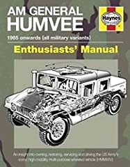 The Humvee, the modern-day US military four-wheel-drive successor to the Willys Jeep, is used by numerous armed forces around the world and in some civilian adaptations. Over 10,000 Humvees were deployed in numerous roles by coalition ...