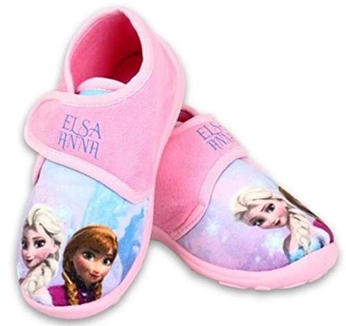 Disney Frozen die Eiskönigin Hausschuhe Kinder Mädchen Gr