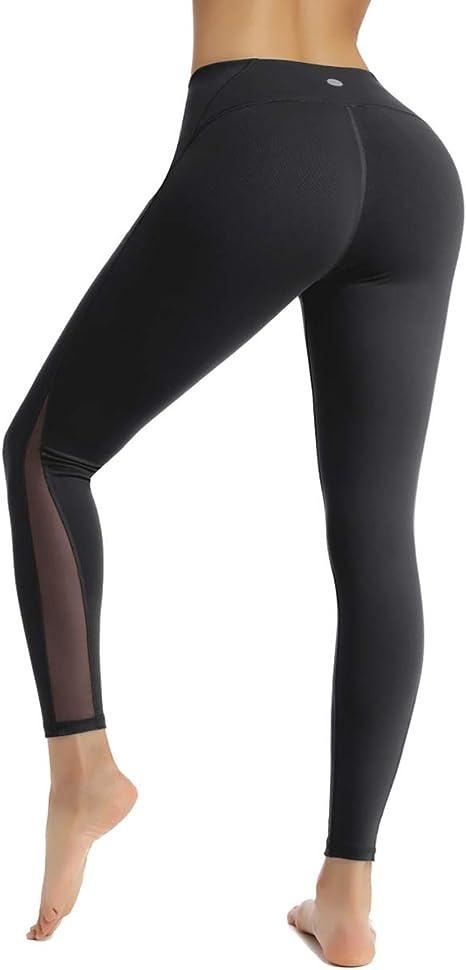 Women Fitness Yoga Leggings Jogging Gym Sports Slim Pants Heart-Shape Trousers