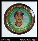 1971 Topps Coins # 25 Al Ferrara San Diego Padres (Baseball Card) Dean's Cards 3 - VG Padres