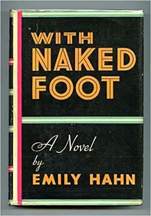Book With naked foot
