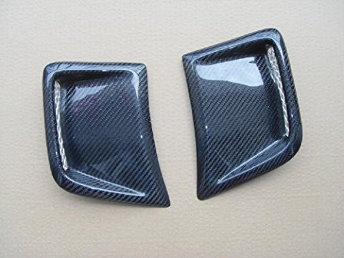 Sti Scoop (Carbon Fiber Front Bumper Side Scoops For Subaru Impreza WRX STI 2008-2014)