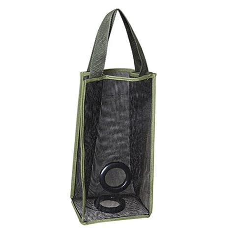 Cocina basura bolsa colgante Buggy Bag bolsa de plástico ...