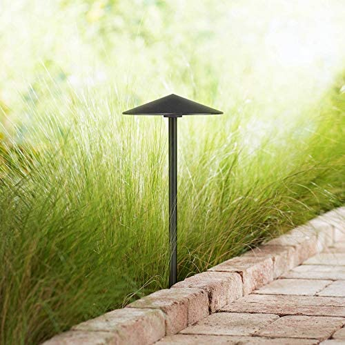 Chesapeake Black 3 Watt LED Landscape Path Light – Super Duty