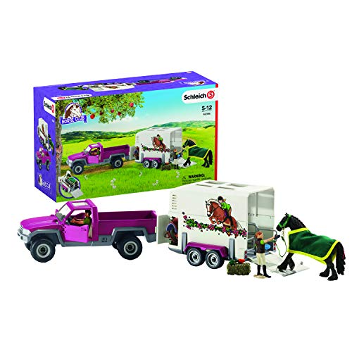 play truck and trailer - 8