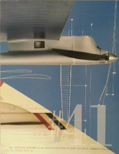 41st Annual Report of the National Free Flight Society, Symposium 2008 (Paperback) -