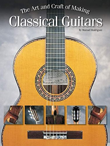 Art and Craft of Making Classical Guitars: Amazon.es: Manuel ...