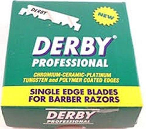 Professional Platinum Coated Barber Razor