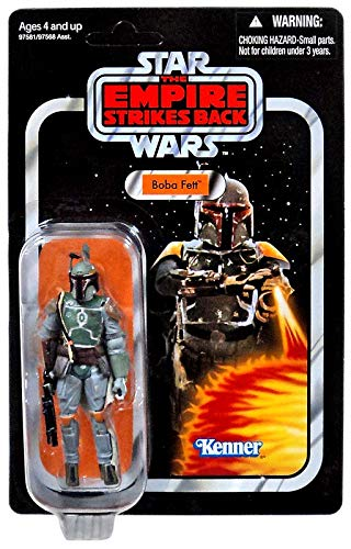 Star wars vintage fett