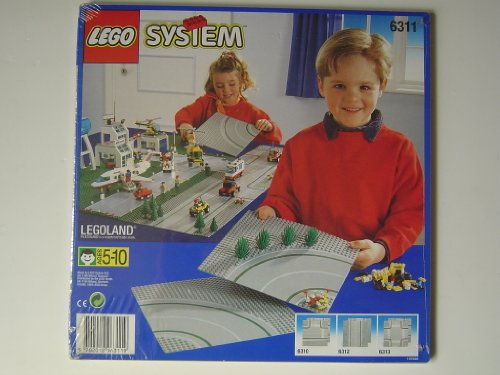 LEGO 6311 City Curved Plates
