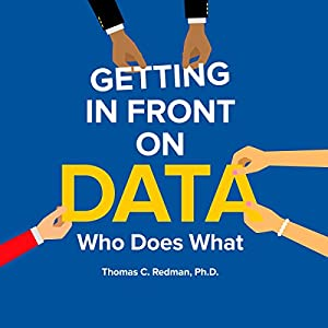 Getting in Front on Data Audiobook