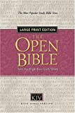 The Open Bible, Thomas Nelson, 0718018125