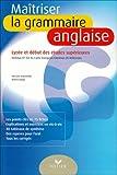 Image de Maîtriser la grammaire anglaise (French Edition)