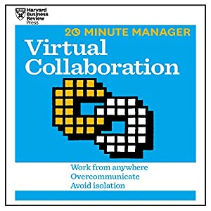 20 Minute Manager: Virtual Collaboration Audiobook