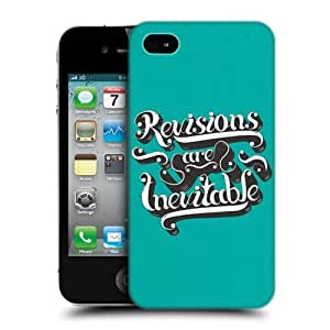 Revisions Are Inevitable A Designer's Life Case For Apple iPhone 4 4S