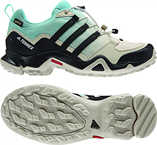 adidas Terrex Swift R Gtx W, Zapatos de Senderismo para Mujer, Marrón (Marrone Marcla/Negbas/Mensen), 42 EU