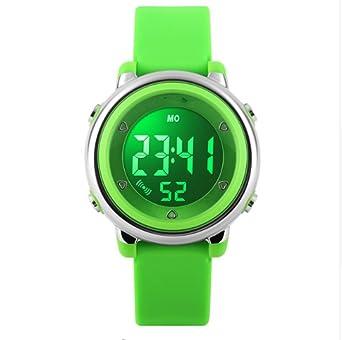 Reloj digital con temporizador para niños con LED digital ...