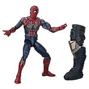 upc 630509659180 product image for Marvel Legends Series Avengers Infinity War 6-inch Iron Spider | barcodespider.com