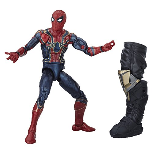 Marvel Legends Series Avengers Infinity War 6-inch Iron Spider