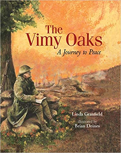 A Journey to Peace The Vimy Oaks
