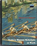 Modern Human Relations at Work, Hodgetts, Richard M., 0030746337