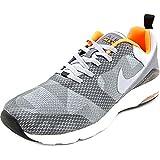Nike MEN Air Max Siren Print Grey Orange 10.5 SNEAKERS