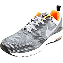 Nike Air Max Siren Print Men Us 9.5 Gray Sneakers