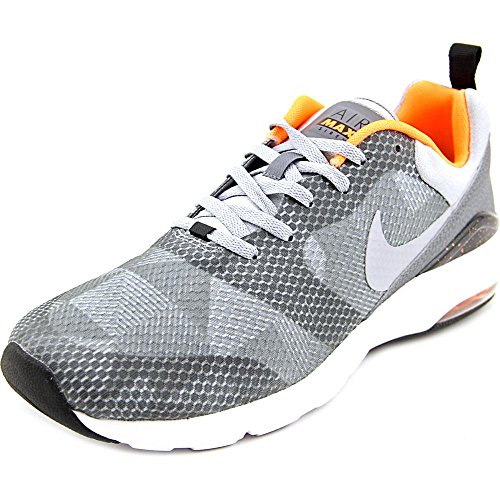 Nike MEN Air Max Siren Print Grey Orange 10.5 SNEAKERS by NIKE