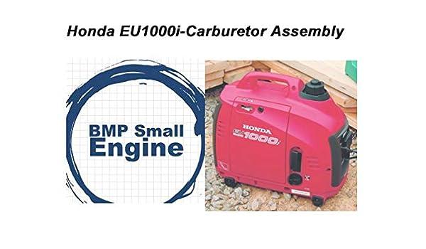 BF30C E Honda 16100-ZM7-D25 Genuine OEM Carb