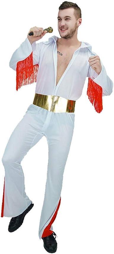 ZAOWEN Disfraz De Halloween Disfraz De Mono Blanco Disfraces De ...