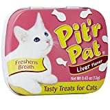 Chomp CCH00310 12-Piece Pit'r Pat Cat Candy Tin, Liver Review