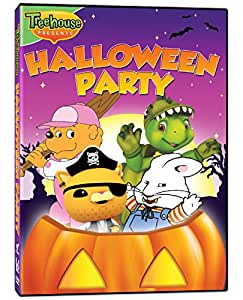 Treehouse - Halloween Party (Bilingual)
