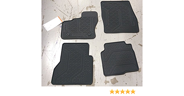 2014-2021 Ford Transit Connect W// Rear A//C Genuine OEM Carpet Floor Mats