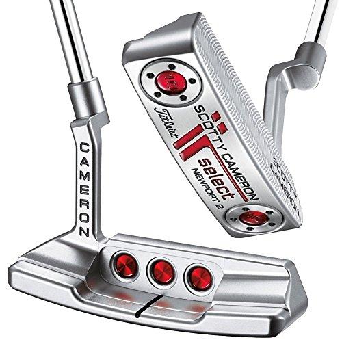 Golf club 2014 Scotty Cameron Select Newport 2 Putters 32.33.34.35 Inch (34 inch, Newport 2)