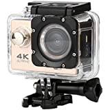 Fashion Egmy Sell Waterproof 4K SJ60 Wifi HD 1080P Ultra Sports Action Camera DVR Cam Camcorder (Gold)