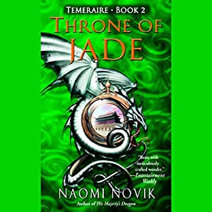 Throne of Jade Audiobook