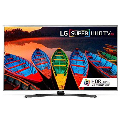 LG Electronics 55UH7650 55-Inch Super UHD 4K Smart TV (2016 Model)