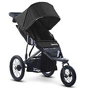 Joovy Zoom 360 Ultralight Jogging Stroller, Black