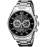 Tag Heuer Carrera Caliber 36 Men's Stainless Steel Automatic Flyback Chronograph Watch CAR2B10.BA0799