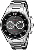 Image of Tag Heuer Carrera Caliber 36 Men's Stainless Steel Automatic Flyback Chronograph Watch CAR2B10.BA0799